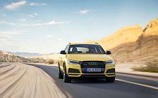 Обои автомобили Audi Q3 2.0 TFSI quattro S line competition - 2016