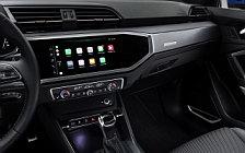 Обои автомобили Audi Q3 quattro S line - 2018