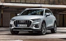 Обои автомобили Audi Q3 - 2018