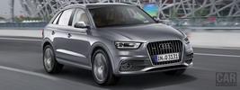 Audi Q3 2.0 TDI quattro S-line - 2011