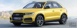 Audi Q3 2.0 TFSI quattro S line competition - 2016