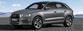 Audi Q3 Design Line - 2015