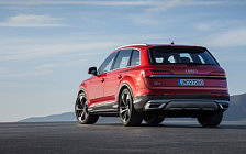 Обои автомобили Audi Q7 55 TFSI quattro S line - 2019
