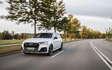 Обои автомобили Audi Q7 60 TFSI e quattro S line - 2019