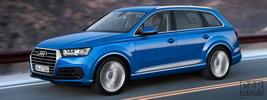 Audi Q7 TFSI quattro S-line - 2015