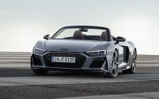 Обои автомобили Audi R8 Spyder V10 - 2019