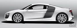 Audi R8 5.2 FSI Quattro - 2008