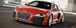 Audi R8 TDI Le Mans - 2014