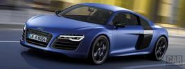 Audi R8 V10 plus - 2012