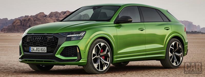 Обои автомобили Audi RS Q8 - 2020 - Car wallpapers