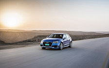 Обои автомобили Audi RS3 Sportback - 2017