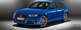 Audi RS4 Avant Nogaro - 2014