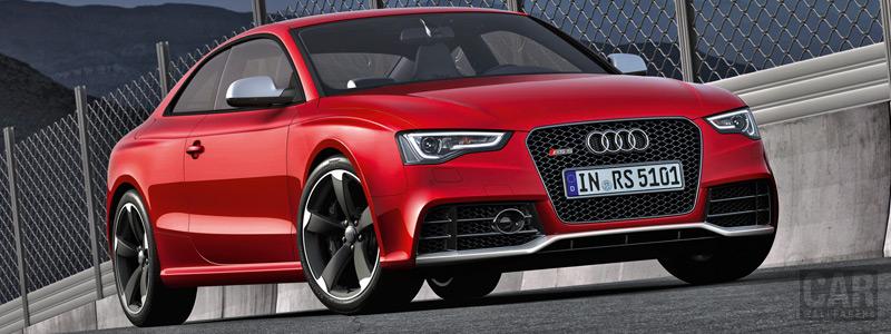 Обои автомобили Audi RS5 - 2011 - Car wallpapers