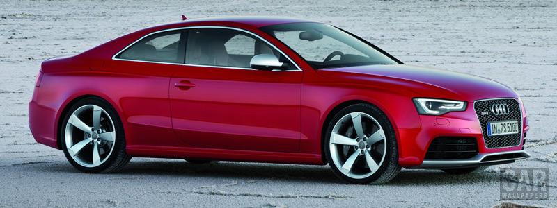 Обои автомобили Audi RS5 - 2012 - Car wallpapers