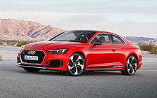 Обои автомобили Audi RS5 Coupe - 2017