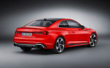 Обои автомобили Audi RS5 Coupe - 2017