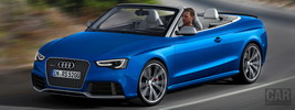 Audi RS5 Cabriolet - 2012