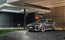 Обои автомобили Audi RS6 Avant - 2019
