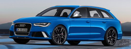 Audi RS6 Avant - 2013