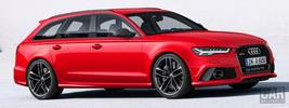 Audi RS6 Avant - 2014
