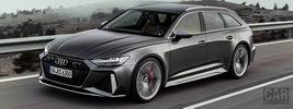 Audi RS6 Avant - 2019