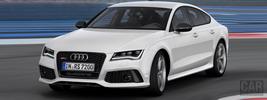 Audi RS7 Sportback - 2013