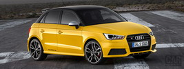 Audi S1 Sportback - 2014