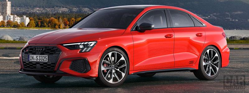 Обои автомобили Audi S3 Sedan - 2020 - Car wallpapers