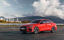 Обои автомобили Audi S3 Sedan - 2020