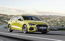 Обои автомобили Audi S3 Sportback - 2020