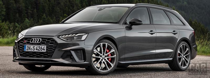 Обои автомобили Audi S4 Avant TDI - 2019 - Car wallpapers