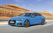Обои автомобили Audi S5 Sportback TDI Restyling - 2019