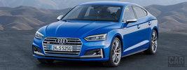 Audi S5 Sportback - 2016
