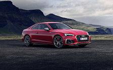 Обои автомобили Audi S5 Coupe TDI Restyling - 2019