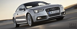 Audi S5 Coupe - 2011