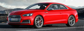 Audi S5 Coupe - 2016