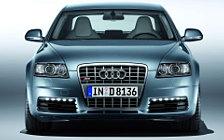 Обои автомобили Audi S6 - 2008