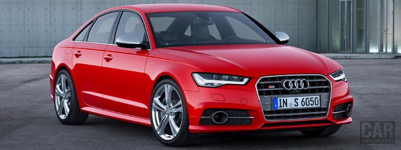 Обои автомобили Audi S6 - 2014 - Car wallpapers