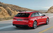 Обои автомобили Audi S6 Avant TDI - 2019