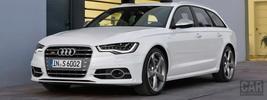 Audi S6 Avant - 2011
