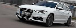 Audi S6 Avant - 2012