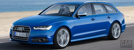Audi S6 Avant - 2014