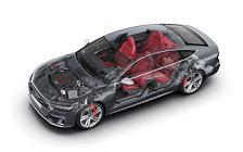 Обои автомобили Audi S7 Sportback TDI - 2019