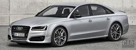 Audi S8 plus - 2015
