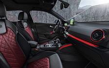 Обои автомобили Audi SQ2 - 2019