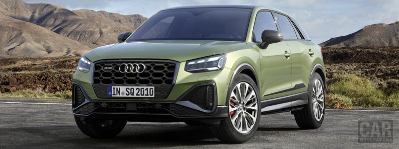 Обои автомобили Audi SQ2 - 2020 - Car wallpapers