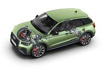 Обои автомобили Audi SQ2 - 2020