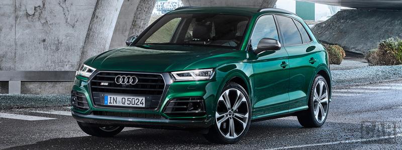 Обои автомобили Audi SQ5 3.0 TDI - 2019 - Car wallpapers