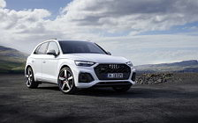 Обои автомобили Audi SQ5 3.0 TDI - 2020
