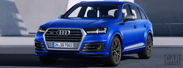 Audi SQ7 TDI - 2016